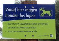 lekker met je hond op pad naar...losloopgebieden